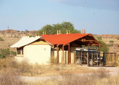 Tour 03 - Kgalagadi Wilderness Camps - Accommodation - Kalahari Tent Camp
