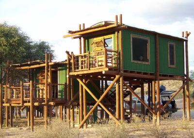 Tour 03 - Kgalagadi Wilderness Camps - Accommodation - Urikaruus