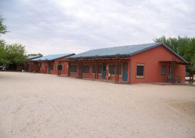 Tour 05 - Kgalagadi Birding - Accommodation - Nossob Chalets