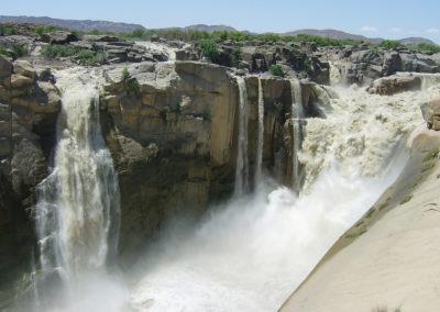 Tour 06 - Kgalagadi - Augrabies - Augrabies Falls (2)
