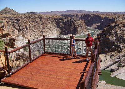 Tour 15 - Day Tours - Upington & Augrabies - Ararat View Point