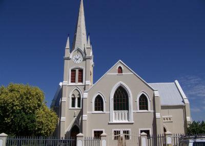 Tour 15 - Day Tours - Upington & Augrabies - Dutch Reformed Church