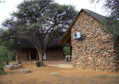 Tour 17 - Witsand - Accommodation - Witsand Chalet 2