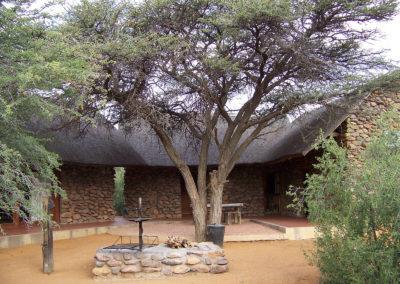 Tour 19 - Mokala - Witsand - Accommodation - Witsand Chalet