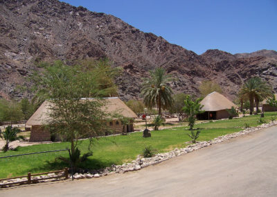 Tour 21 - Ai-Ais Richtersveld - Accommodation - Ai-Ais Campground