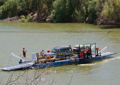 Tour 21 - Ai-Ais Richtersveld - Orange River Pontoon Crossing