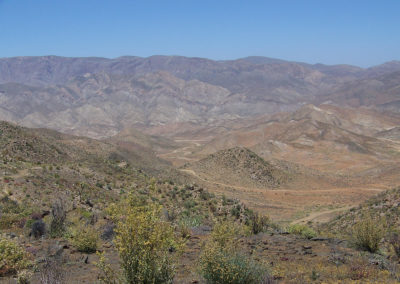 Tour 21 - Ai-Ais Richtersveld - Richtersveld view, South Africa