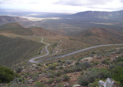 Tour 23 - Karoo - Ouberg Pass, Roggeveld Mountains