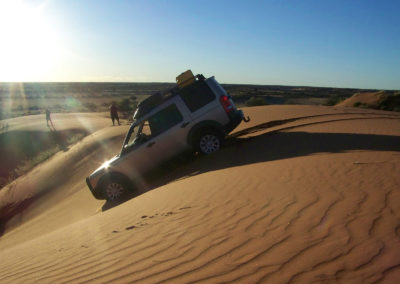 Tour 27 - Kalahari 4x4 Trail - Mother Dune