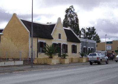 Tour 34 - Kalahari - Cape Town - Accommodation - Hantam House, Calvinia