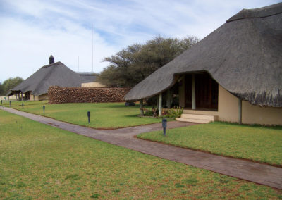 Tour 38 - Kimberley - Port Elizabeth - Accommodation - Mosu Lodge, Mokala Park