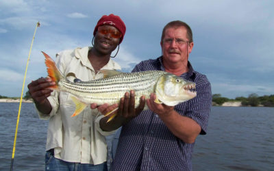 Tour 64: 09 Day Tigerfishing & Wildlife 4X4 Tour