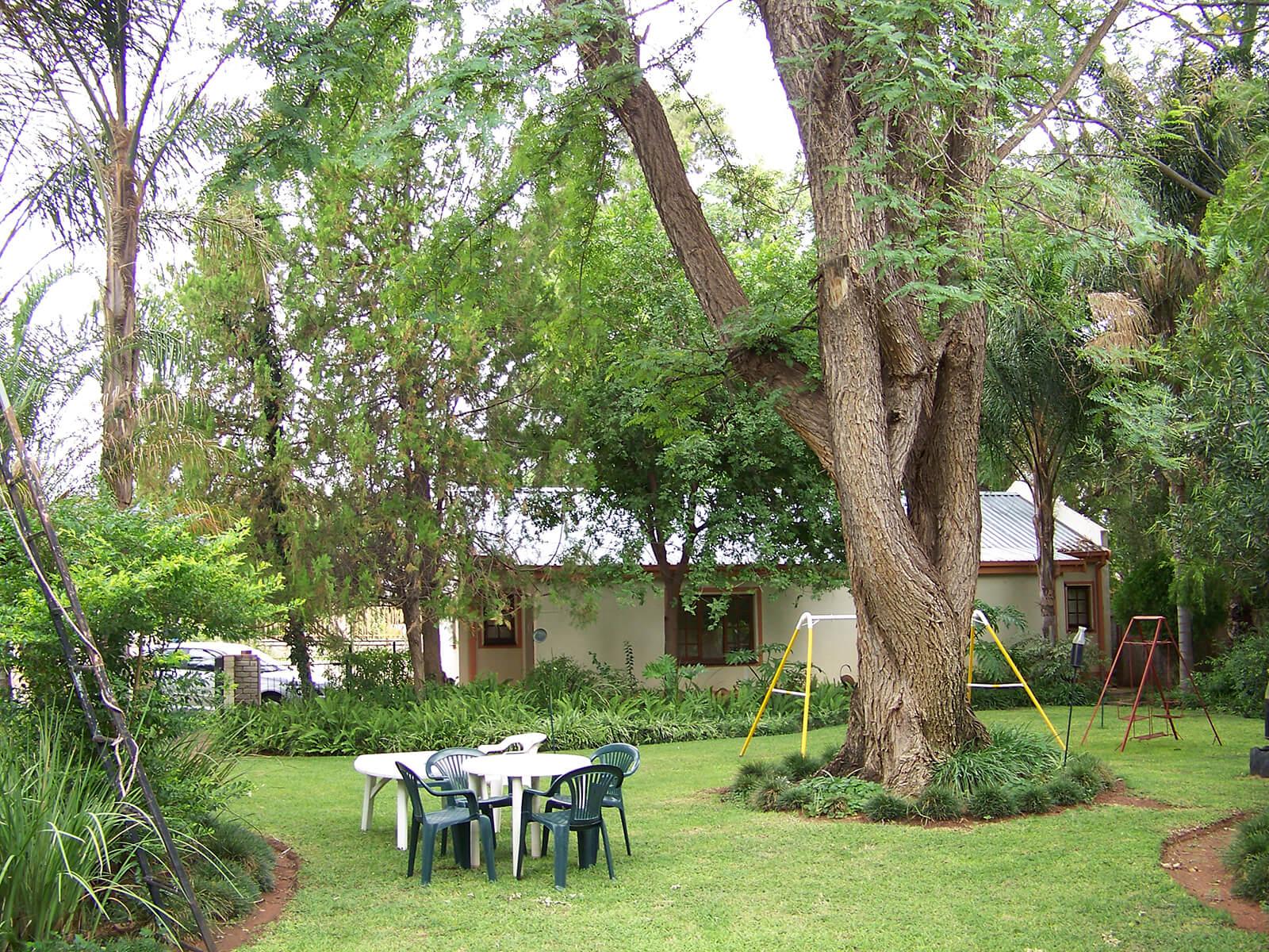 05 Guest Houses - Mazurka Waters - Garden