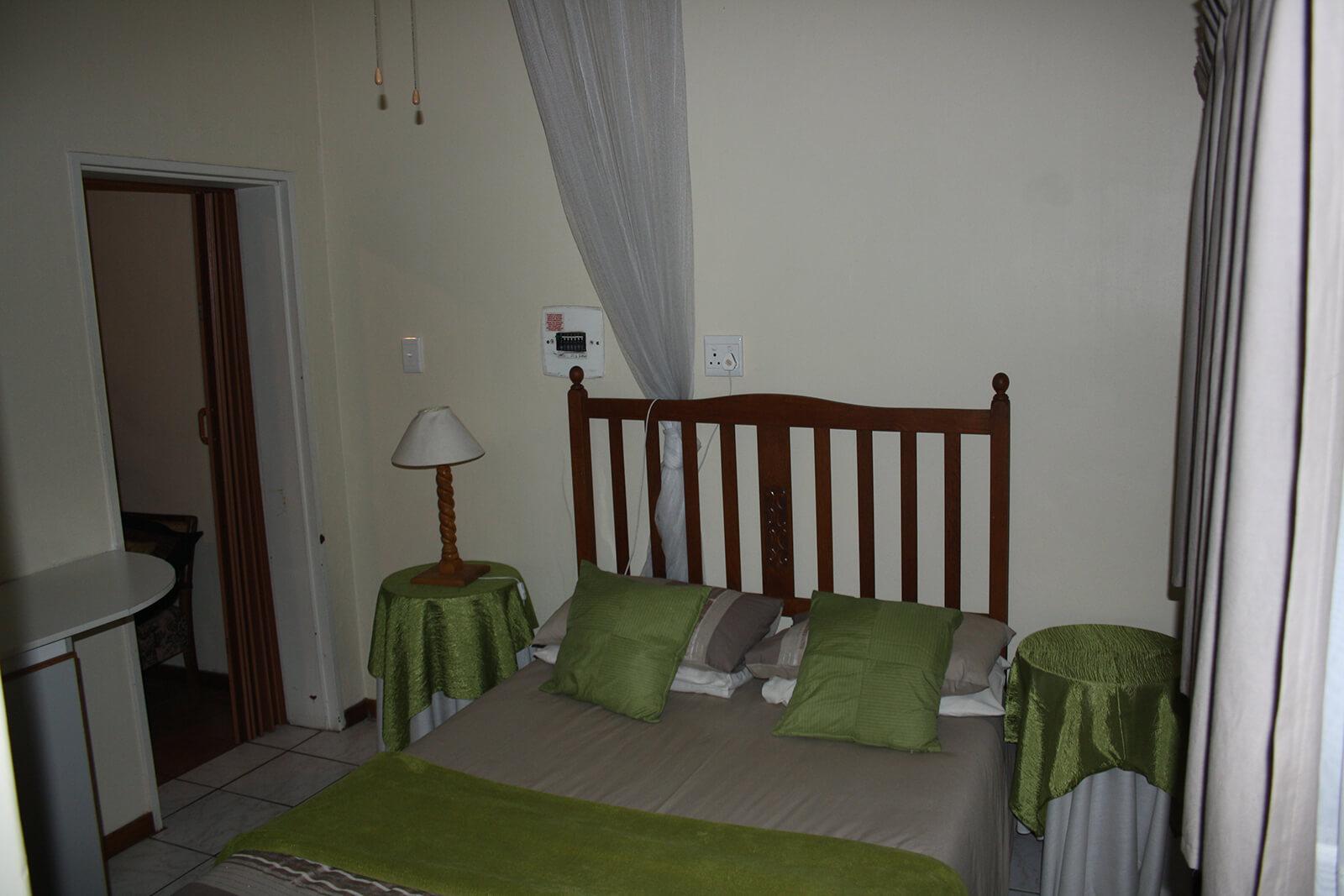 12 Guest Houses - Mazurka Waters - Flat main bedroom