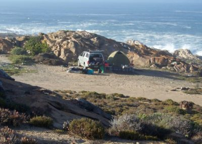 Tour 30 - Caracal & Diamond Coast 4x4 Trail - Accommodation - Groenriviersmong Camping Namaqua Park