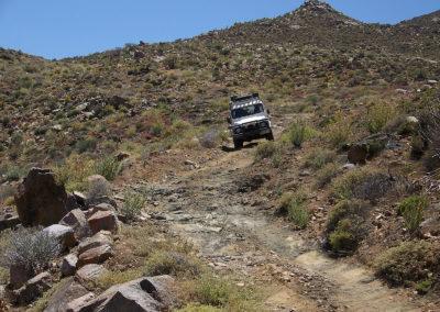 Tour 31 - Richtersveld - Diamond Coast 4x4 Trail - Helskloof 4x4 Trail