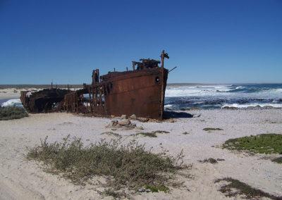 Tour 31 - Richtersveld - Diamond Coast 4x4 Trail - Wreck of the Arosa, Shipwreck 4x4 Trail, Diamond Coast