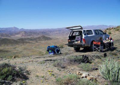Tour 33 - Kalahari - Diamond Coast 4x4 Tour - Picnic on Helskloof 4x4 Trail, Richtersveld