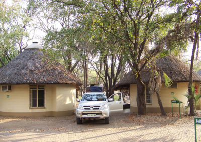 Tour 44 - Kruger Park - Accommodation