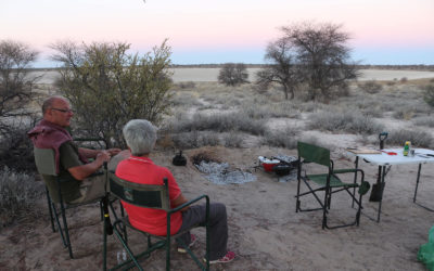 Tour 14: 9 Day Kgalagadi – Mabuasehube – Kaa Concession Area 4×4 Tour