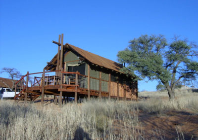 Tour 03 - Kgalagadi Wilderness Camps - Accommodation - Gharagap
