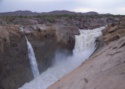 Tour 07 - Kgalagadi - Augrabies - Witsand - Augrabies Falls