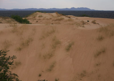 Tour 07 - Kgalagadi - Augrabies - Witsand - Witsand Landscape