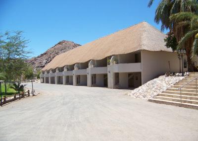 Tour 09 - Kgalagadi - Ai-Ais Richtersveld - Accommodation - Ai-Ais