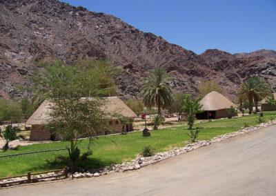 Tour 09 - Kgalagadi - Ai-Ais Richtersveld - Accommodation - Ai-Ais Campsite
