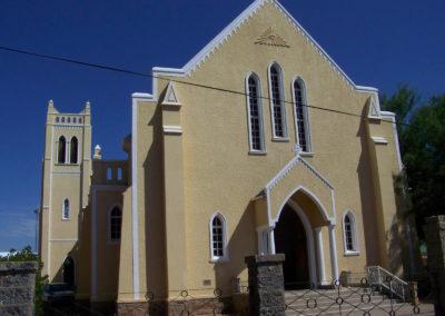 Tour 15 - Day Tours - Upington & Augrabies - Catholic Church