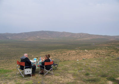 Tour 20 - Namaqua Flower - Picnic on Annenous Pass