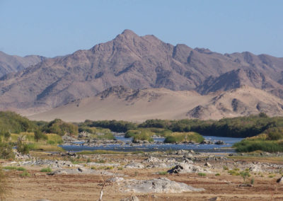 Tour 21 - Ai-Ais Richtersveld - Orange Rivier at Potjiespram