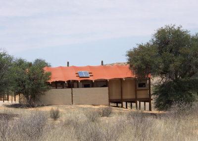 Tour 25 - Arid Parks - Accommodation - Kalahari Tented Camp, Kgalagadi