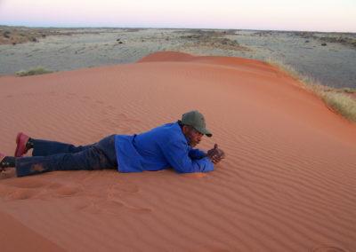 Tour 27 - Kalahari 4x4 Trail - Local guide, Adoons Cloete