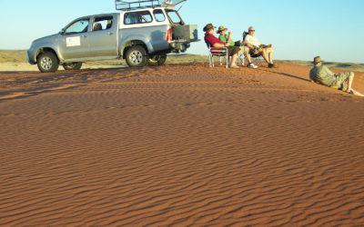 Tour 27: 4 Days Kalahari – Mier 4×4 Trails