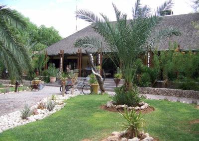 Tour 34 - Kalahari - Cape Town - Accommodation - Molopo Lodge