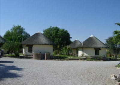 Tour 35 - Kalahari - Port Elizabeth - Accommodation - Molopo Lodge