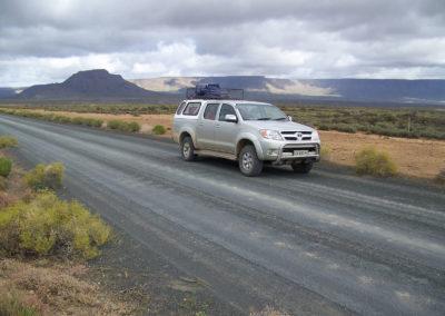 Tour 37 - Cape Town - Kimberley - Tankwa Karoo