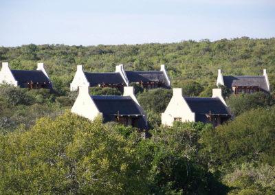 Tour 38 - Kimberley - Port Elizabeth - Accommodation - Chalets, Addo Park