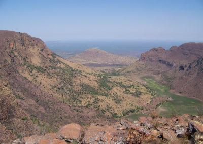 Tour 49 - Kgalagadi - Namibia - Botswana - View from Waterberg, Marakele Park