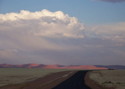 Tour 50 - Namibia - Botswana - Road to Sossusvlei, Namib Naukluft Park
