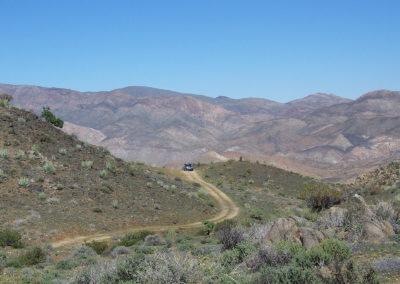 Tour 31 - Richtersveld - Diamond Coast 4x4 Trail - Helskloof Trail, Richtersveld