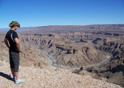 Tour 32 - Kalahari - Diamond Coast 4x4 Tour - Fish River Canyon